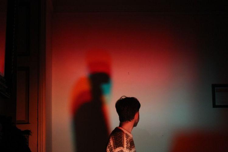 Boy Color Color Portrait Colors Eye4photography  EyeEm EyeEm Best Edits EyeEm Best Shots EyeEmBestPics Portrait Shadow