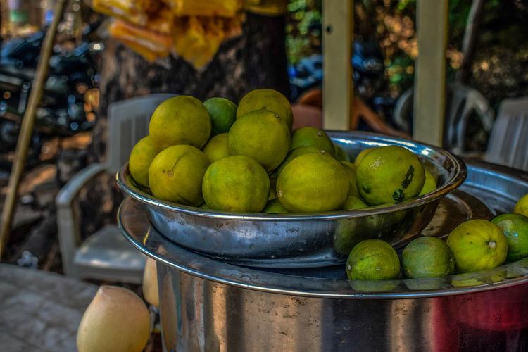 Organic fresh lemons used for lemon juice in summer stock photo