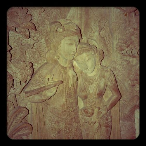 Woodcarving Love Artandcrafts ArtWork Beautiful Lomography Bali