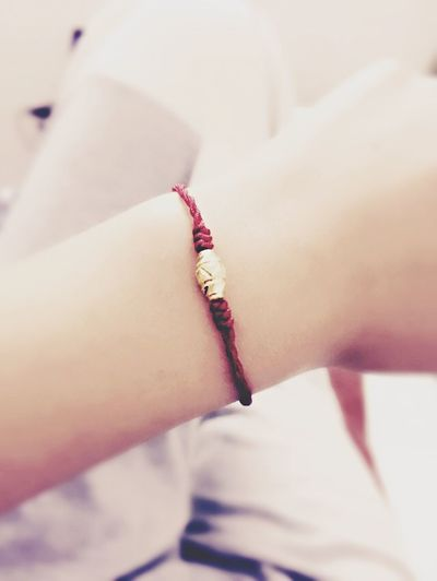Golden Hand Chain Beautiful ♥ Gift