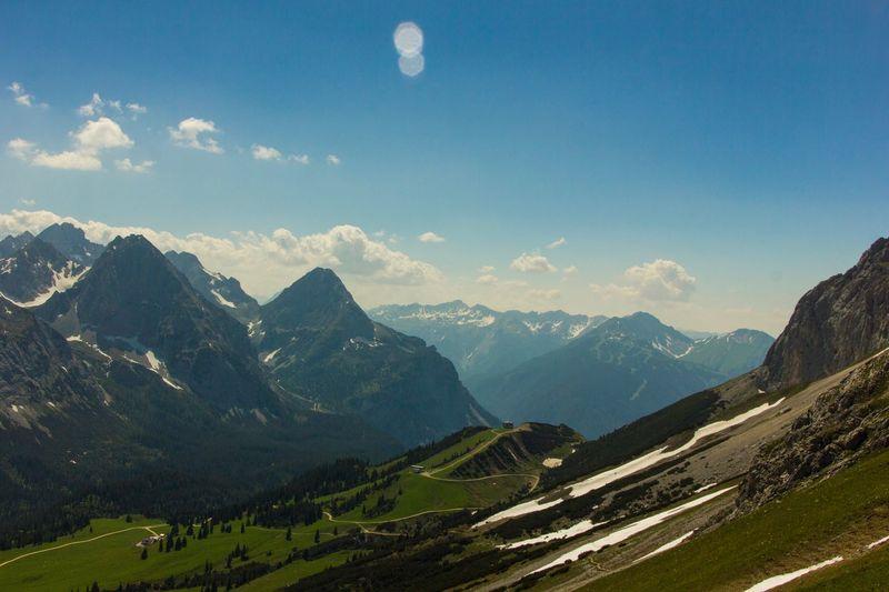 Die Alpen EyeEm