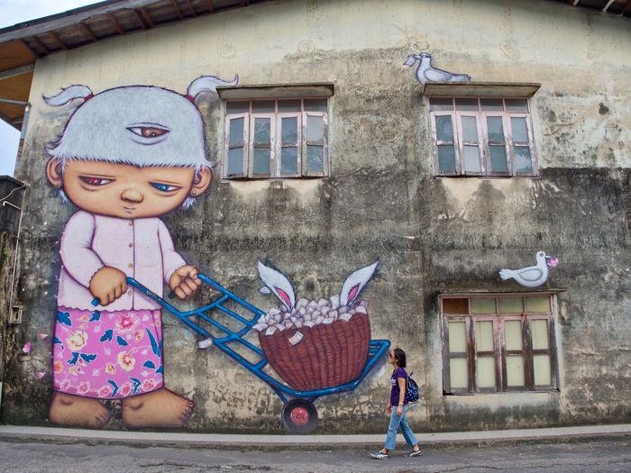 Graffiti Lost