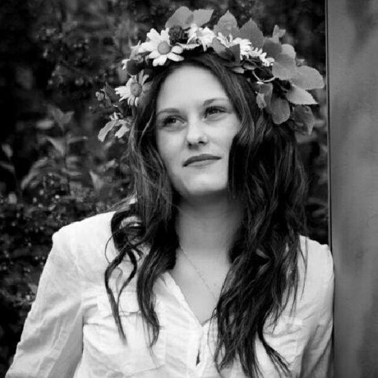 Daughter Beautiful Midsummer Black & White