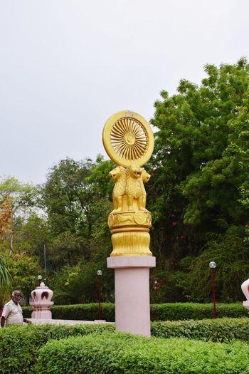 Tree Statue