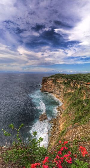 The abyss Landscape_photography First Eyeem Photo Vertical Panorama IPhone6VerticalPanoramic Hdr_lovers Cloud_collection  HDR Collection Hdr Edit EyeEm Best Shots IPhoneography Iphonephotography The Best From Holiday POV Panoramic Photography
