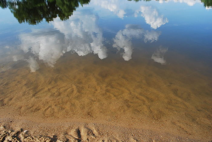 Fox River Sand Water Reflection Reflections Water Reflections Clouds Trees Sky Clouds And Sky Sky And Trees Blue Brown Nature Beauty In Nature Beautiful Beautiful Nature Beautiful Day Boating Gorgeous Gorgeous ♥ Landscapes EyeEm Best Shots Pictures For Homeless Veterans