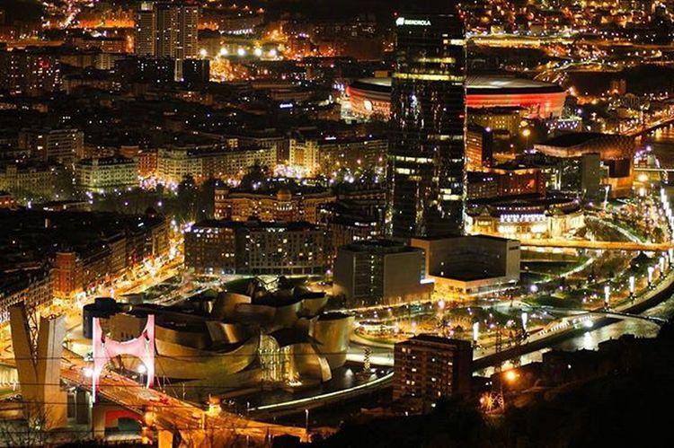 Luces de la ciudad, Bilbao Total_night Total_hdr Bilbao Bilbaolovers Bilbaoclick Euskadi Euskorincones Euskogram Euskadigrafias Euskadibasquecountry Verybilbao Bilbosoul Loves_euskadi Total_euskadi Turismo_euskadi Instantes_fotograficos View Webstagram Tagsforlikes Photooftheday Picoftheday All_shots Like4like Instagood Estaes_paisvasco landscape be_one _night real_globo amazing_picturez