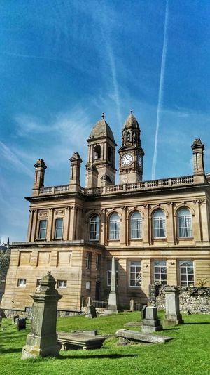 Town Hall Building Doors Open Day Renfrewshire 2015