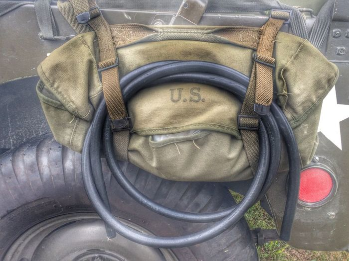Vintage army packs Army Ww2 Vintage Vintage Stuff Green Army Green War What's On The Roll Packback Bags
