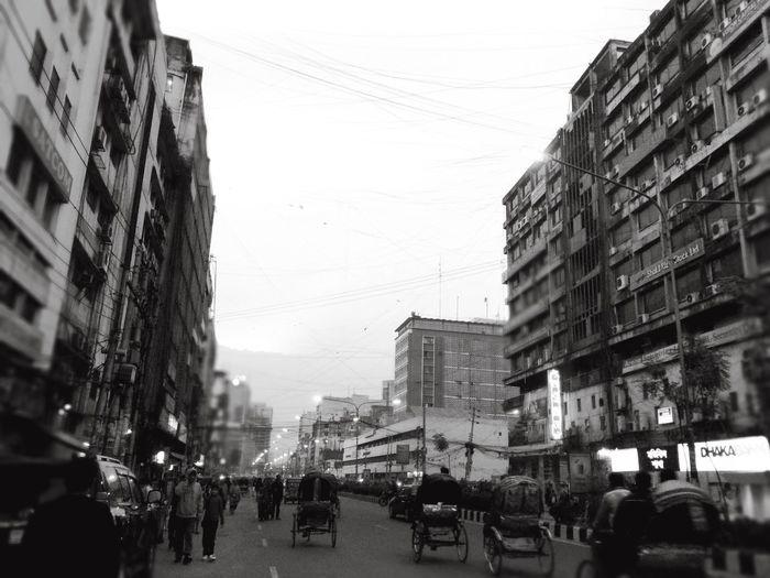 City of dhaka .. ... First Eyeem Photo