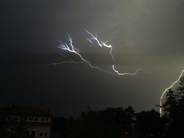 Reutlingen Blitze Flash Lightning Storm Storm Gewitter Taking Photos Nature Photography Capture The Moment Weather
