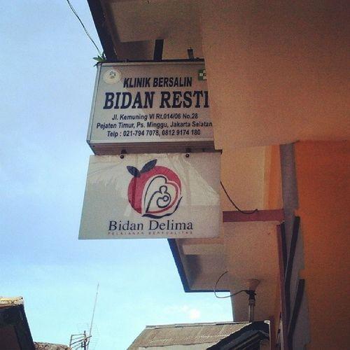 Klinik Bidan Resti Kemuning
