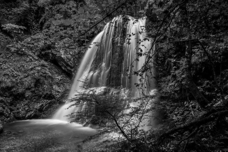 Waterfalls in