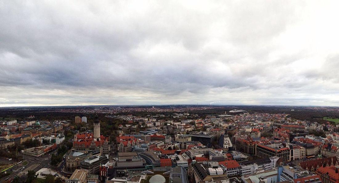 Sightseeing At Leipzig Leipzig