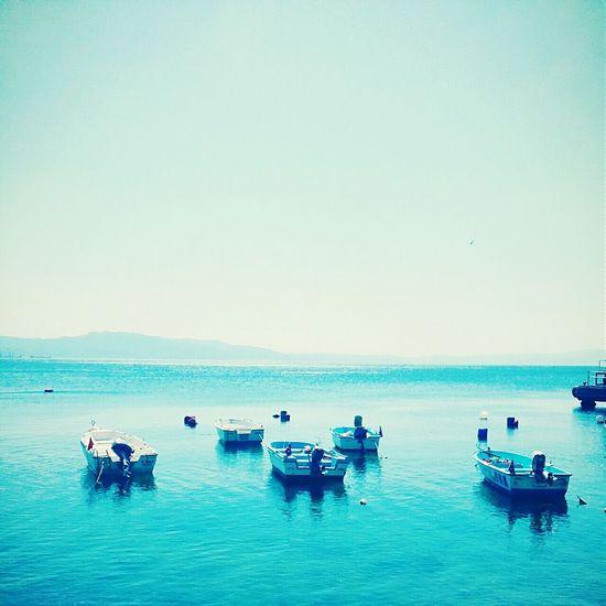gökyüzü denize karışsın, sen bana.. Mavinintonları