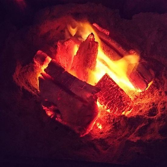 Japanesefirprace 火鉢