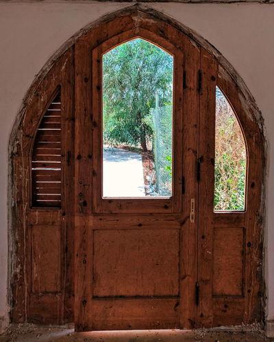 The Door To