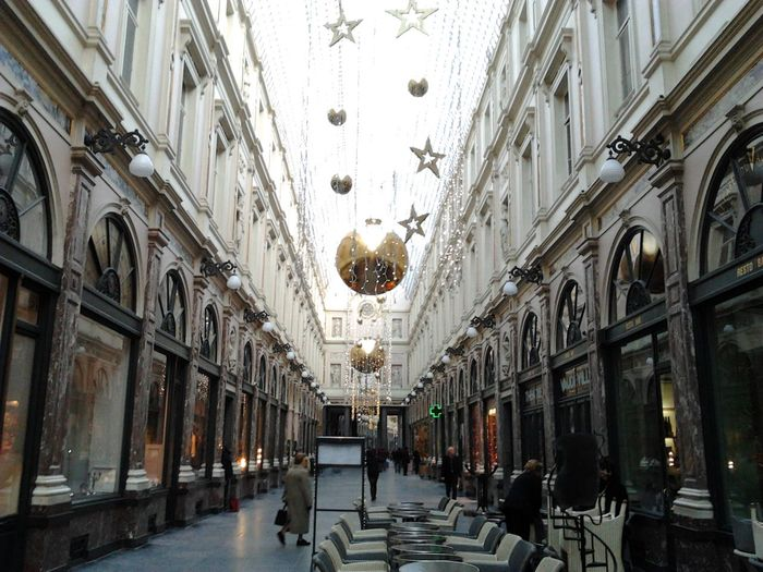 Brussels Bruxelles December2011 Galerie De La Reine Architecture Myfavouriteplace Lovethispicture Building Cityscapes Galeries Royal Saint Hubert My Favorite Photo
