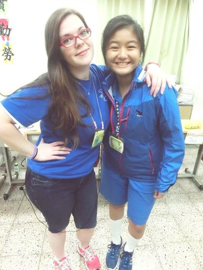 School Starts Soon Staying At The Dormitory Awesome Summer Camp Really Fun Hahahaha Omg Awesome The Best ❤ Wink Wink ;)  Alana, I Love You
