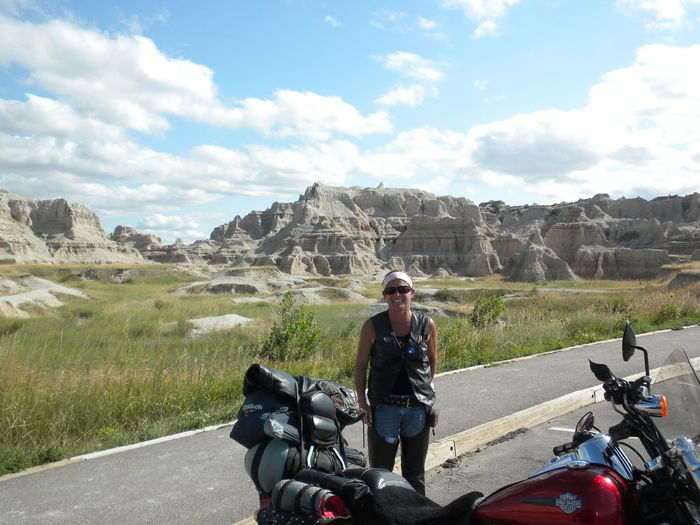 Badlands South Dakota 2013 Badlands National Park, South Dakota Harley Davidson Sturgis Bound Summer Road Tripping Adult Adventure Biker Cloud - Sky Day Land Vehicle Leisure Activity Lifestyles Mature Adult Men Mode Of Transportation Motorcycle Mountain Nature Outdoors People Real People Road Trip Sky Transportation Travel