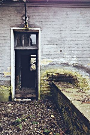 doors to nowhere at Krampnitz