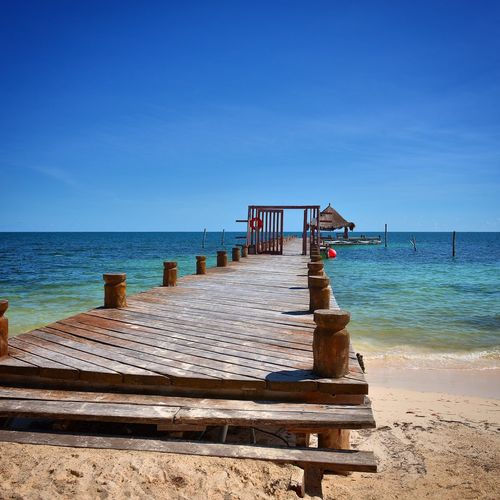 Sea Pier Sea_collection Blue Picture Seascape Photography Seascape Photography Fine Art Photography Relaxing