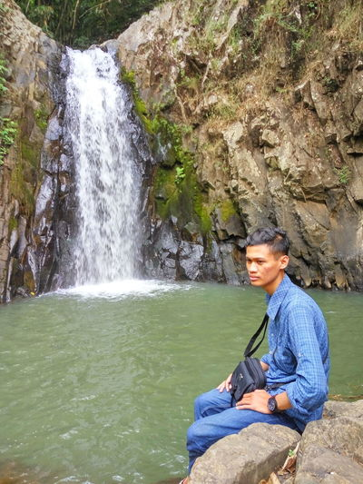 Exploreindonesia Waterfall Nikon D3100 EyeEm Indonesia Wisat Ponorogo