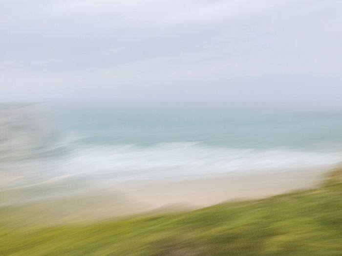 Sagres, Portugal Beauty In Nature Scenics - Nature Sea Blurred Motion Sky Tranquility Motion Land No People Nature Water Non-urban Scene Outdoors