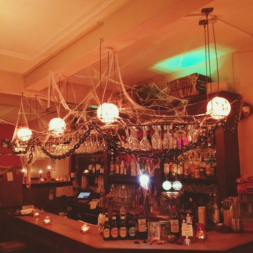 Halloween Halloween_Collection Bar Boysnight