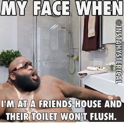 ??? Rickross Rozay Toiletwontflush Atfriendshouse tagfortags like4likes toofunny kmsl dead weak tweegram