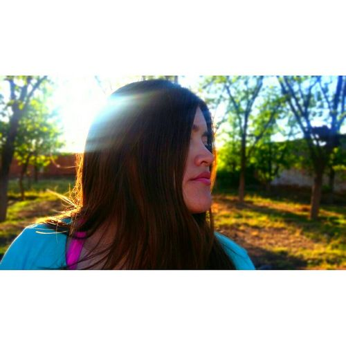 Me gusta como se siente la libertad. 💚💙 Green Color Iamfree Park TodoVerde First Eyeem Photo