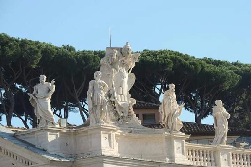 Rome Italy Rome Sculpture Art ArtWork