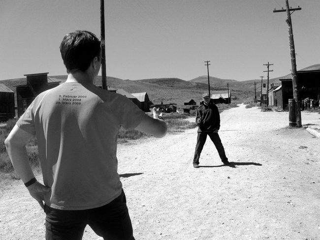 High noon duel at gold rush`s lost place Bodie, California, USA Blackandwhite Black & White Black And White Blackandwhite Blackandwhite Photography Bodie California Duel Gold GOLD RUSH High Noon Las Vegas Lost Lost Places Lostplace Lostplaces Nationalpark Us USA Two Is Better Than One