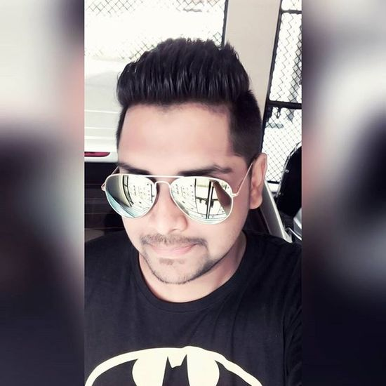 Selfie Afteralongtime Earlymorning  Coolshades Batman Lovelyday 😊☺😉😍😎😘😋😛💪✌