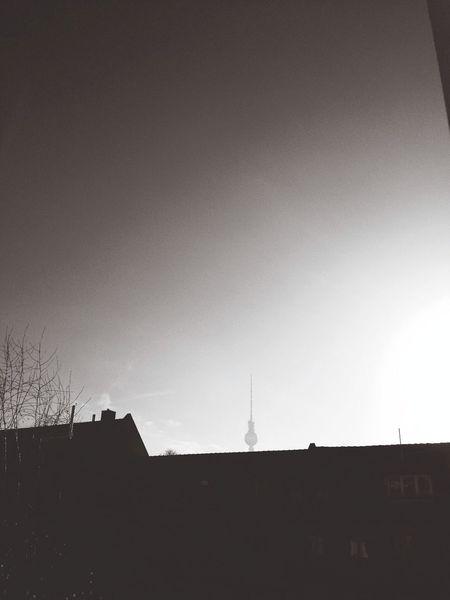 Good_morning Berlin TV Tower