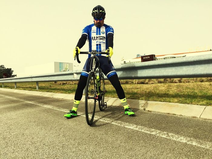 Hello World Bike Team Great Atmosphere
