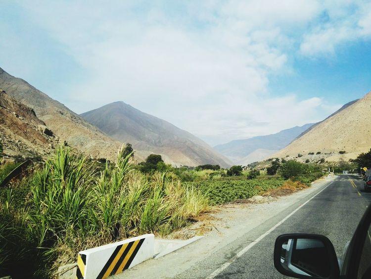Carretera Lima-Perú
