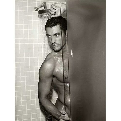 Now, there's some Thursday motivation....... Mancrush 😍 @davidgandy_official
