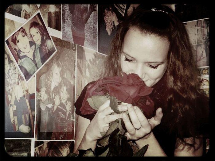 цветы Розы) Счастье есть ... )