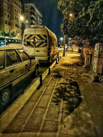 Nightphotography Walking Around