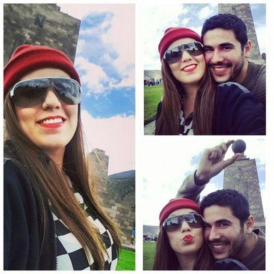 Todo es mejor a tu lado! :-) ♥♥♥ @hector_alvarado