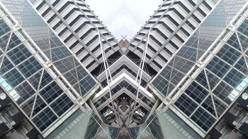 Inception Buildings Cityofdurban Streetphotography