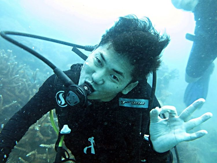 Wonderful Indonesia Dive Live  Diving Hello World jakarta