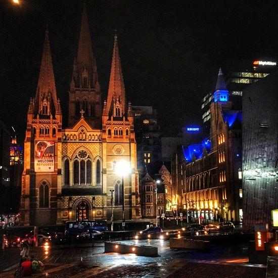 Catedral St. Paul en Melbourne