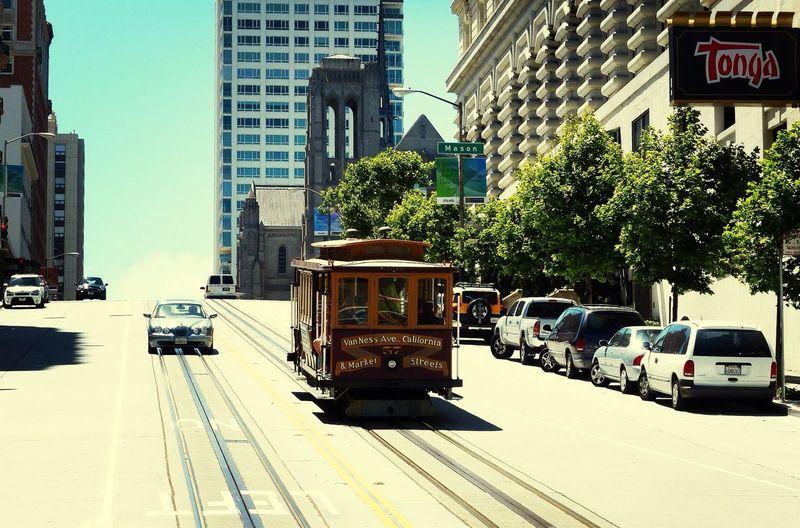 San Francisco Cable Car California