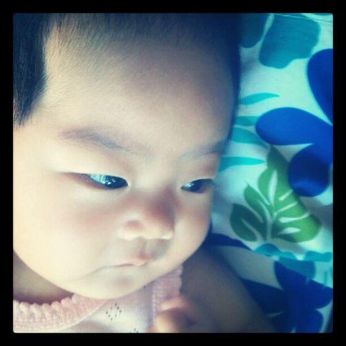 Baby Miskah Daughter