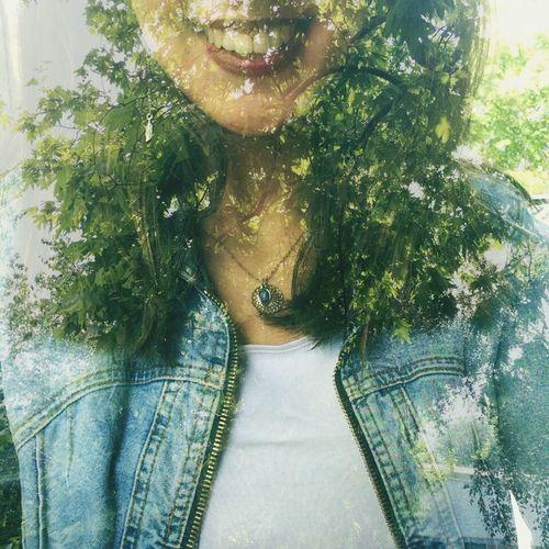 Spring Tree Smile Natural Green Sun First Eyeem Photo
