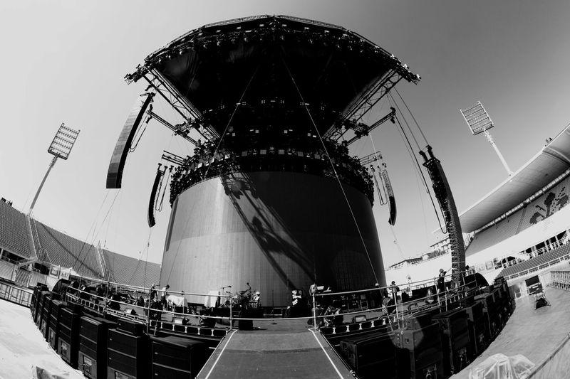 Concert Concerto Florence Stadium Ligabue Live Rock Rock Stage Tuscany