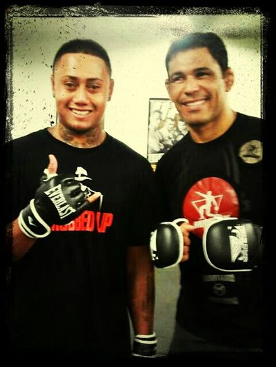San Diego UFC Fighter MMA Team Nogueira