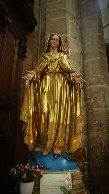 Religion Spirituality Statue Basilique Foi Foi Chretienne Chretiente Spirituality Representation Chretien MARIE MADELEINE Basilic